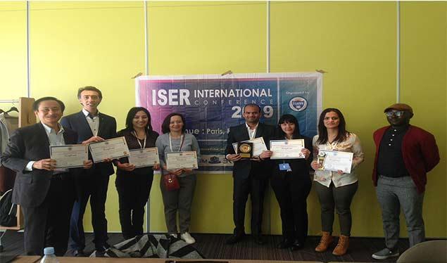 ISER » ISER International Conference 2019-2020